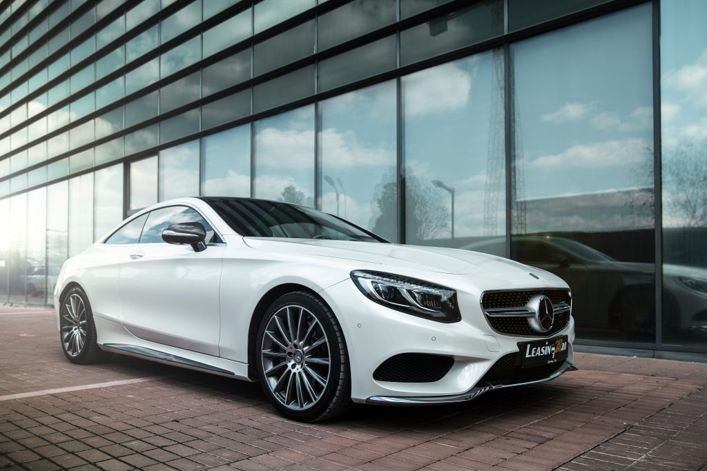 Mercedes-Benz S500 Coupe