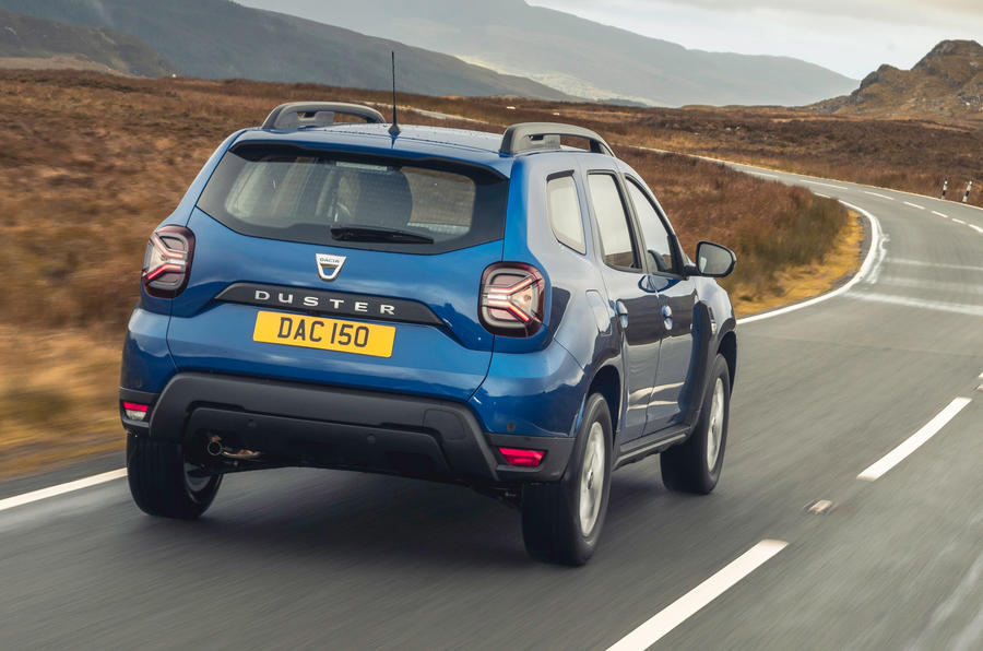 Review Dacia Duster dCi 115 4x4 2021