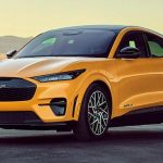 Noul Ford Mustang Mach-E GT 2021